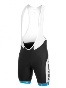 Craft AB Logo Bib Shorts Men